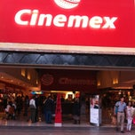 Photo taken at Cinemex by Karen S. on 2/15/2013
