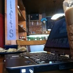 Photo taken at Linden Street Coffee House by Christy P. on 11/9/2012