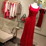 Photo taken at Elie Tahari Company Store by Caroline D. on 2/20/2013