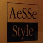 Photo taken at Aesse Style by Renzo T. on 8/12/2013