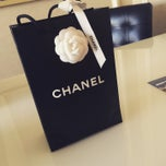 Photo taken at CHANEL Boutique by Sulaiman on 5/14/2015