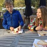 Photo taken at Buitenspeeltuin Westerpark by Anton K. on 11/2/2014