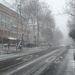 Photo taken at Bağdat Caddesi by Emir K. on 1/8/2013