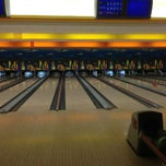 Photo taken at Buffaloe Lanes Cary Bowling Center by Doug W. on 3/16/2013