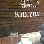 Photo taken at Kalyon Café by Serdar D. on 6/29/2013