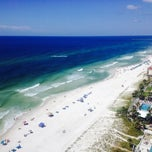 Photo taken at Panama City Beach Public Access #39 by Daniel P. on 9/19/2013