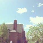 Photo taken at Holy Comforter Episcopal Church by Clayton C. on 5/19/2013