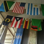 Photo taken at World Health Organization - Main Building by Neville W. on 6/4/2013