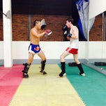 Photo taken at Central Gym by Ubardo A. on 11/13/2013