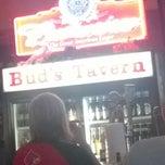 Photo taken at Bud's Tavern by Glenn S. on 10/21/2014