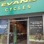 Photo taken at Evans Cycles by Yukiko K. on 7/2/2013