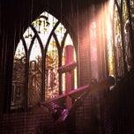Photo taken at Saint John's Church by Suthisak on 11/3/2013