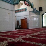 Photo taken at Masjid Ad-Du'a by La Ode F. on 4/22/2013