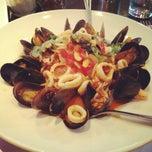 Photo taken at ZAZA Italian Gastrobar & Pizzeria by Xi C. on 12/8/2012