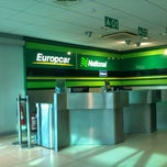 Photo taken at Europcar by Sian M. on 11/6/2012