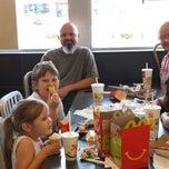 Photo taken at McDonald's by Paula P. on 7/5/2013