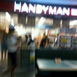 Photo taken at Handyman by Yay on 12/23/2012