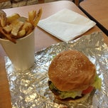 Photo taken at Five Guys by Dan S. on 12/21/2012