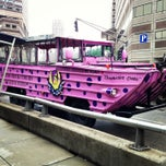 Photo taken at Boston Duck Tour (Prudential Center) by Ali A. on 5/29/2013