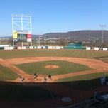 Photo taken at Medlar Field at Lubrano Park by Chad M. on 4/5/2013