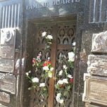 Photo taken at Eva Peron's Grave by Luiz M. on 4/8/2013