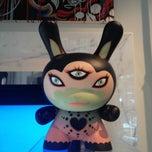 Photo taken at Kidrobot Studio Store by Monica M. on 12/21/2012