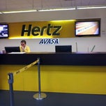 Photo taken at Hertz by Martin M. on 10/1/2013