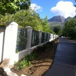 Photo taken at Lourensford Wine Farm by Cj d. on 11/25/2012