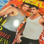 Photo taken at SE-ED Book Center (ซีเอ็ดบุ๊คเซ็นเตอร์) by Auy W. on 1/8/2014