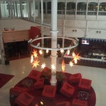 Photo taken at Park Inn by Radisson Cardiff City Centre by Shaz S. on 12/5/2012