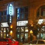 Photo taken at Charles Theatre by Deena D. on 10/25/2012