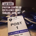 Photo taken at PROTON Centre of Excellence (CoE) by IzzatRuslan on 11/16/2013