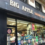 Photo taken at Big Apple Souvenirs & Gifts by Christina H. on 10/8/2012