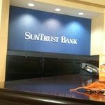Photo taken at Suntrust Bank by Kurmh on 11/20/2012