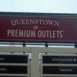 Photo taken at Queenstown Premium Outlets by ItsMs P. on 12/20/2012
