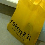 Photo taken at Forever 21 by ell on 4/3/2013