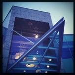 Photo taken at Aupark Shopping Center Garáž   Garage by miszo T. on 3/16/2013