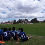 Photo taken at Club Casamata Fútbol by Beatry Z. on 6/9/2013
