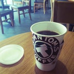 Photo taken at TOM N TOMS COFFEE by Young Jun K. on 4/9/2015