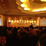 Photo taken at Ritz carlton ballroom by Indra Edi S. on 7/28/2013
