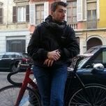 Photo taken at Merlino Cycling by Giovanni Luigi B. on 11/23/2012