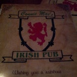 Photo taken at Connie Mac's Irish Pub by Sonya P. on 11/14/2012