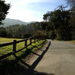 Photo taken at Rancho San Antonio County Park by Mengyun L. on 1/21/2013
