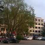 Photo taken at Ký túc xá Mễ Trì by Nguyễn H. on 4/2/2013
