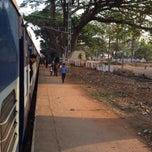 Photo taken at Doddaballapur Railway Station by Abes on 3/22/2014