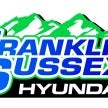 Photo taken at Franklin Sussex Hyundai by Nielsen D. on 11/15/2012