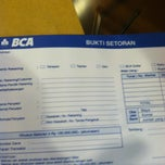 Photo taken at BCA by Indra D. on 1/17/2013