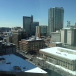 Photo taken at The Westin Denver Downtown by Stephen K. on 5/2/2013
