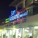 Photo taken at Sam Ratulangi International Airport (MDC) by Boy K. on 5/24/2013