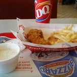 Photo taken at Dairy Queen by Legendary on 10/24/2014